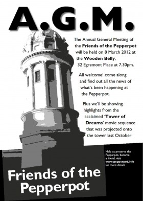 Pepperpot AGM Poster