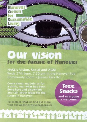 Poster for HASL AGM
