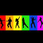 dance the rainbow