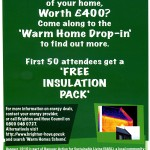 Warm Homes Flyer back