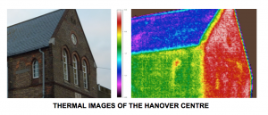 Hanover Centre Thermal Image